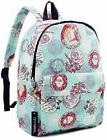 Lightweight Canvas Backpack for Women, Teens and Kids