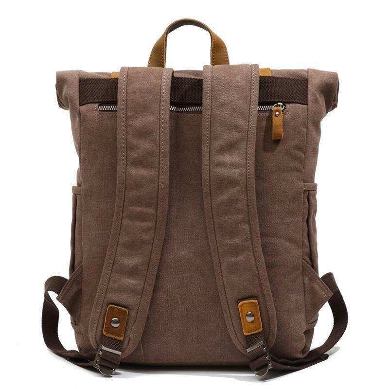 Leather Backpack, Laptop Backpack