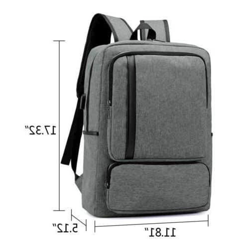 Anti-theft Travel Shoulder Backpack Charging School