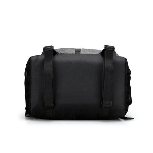 Men Backpack Resistant Port