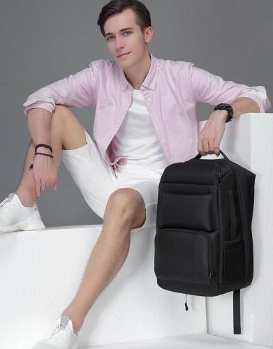 Men Extra USB 17'' Inch Bag