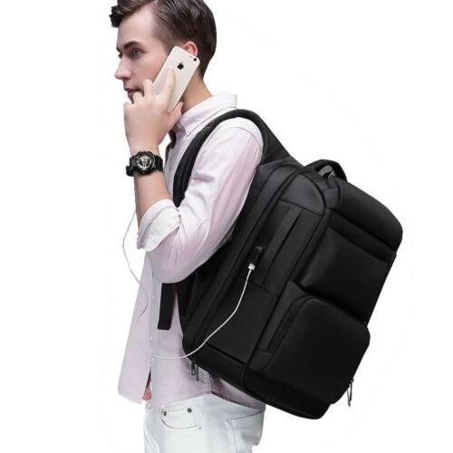 Men Large USB Inch Bag