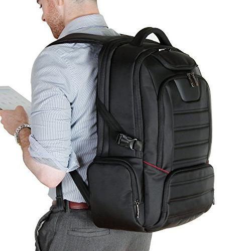 Lifewit Laptop for Men,Travel Business Computer Bag,Anti-Theft School to
