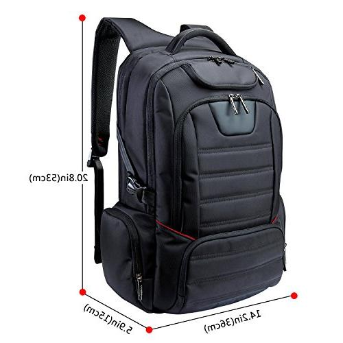 Lifewit Large for Business Bag,Anti-Theft School Bookbag to 18.4