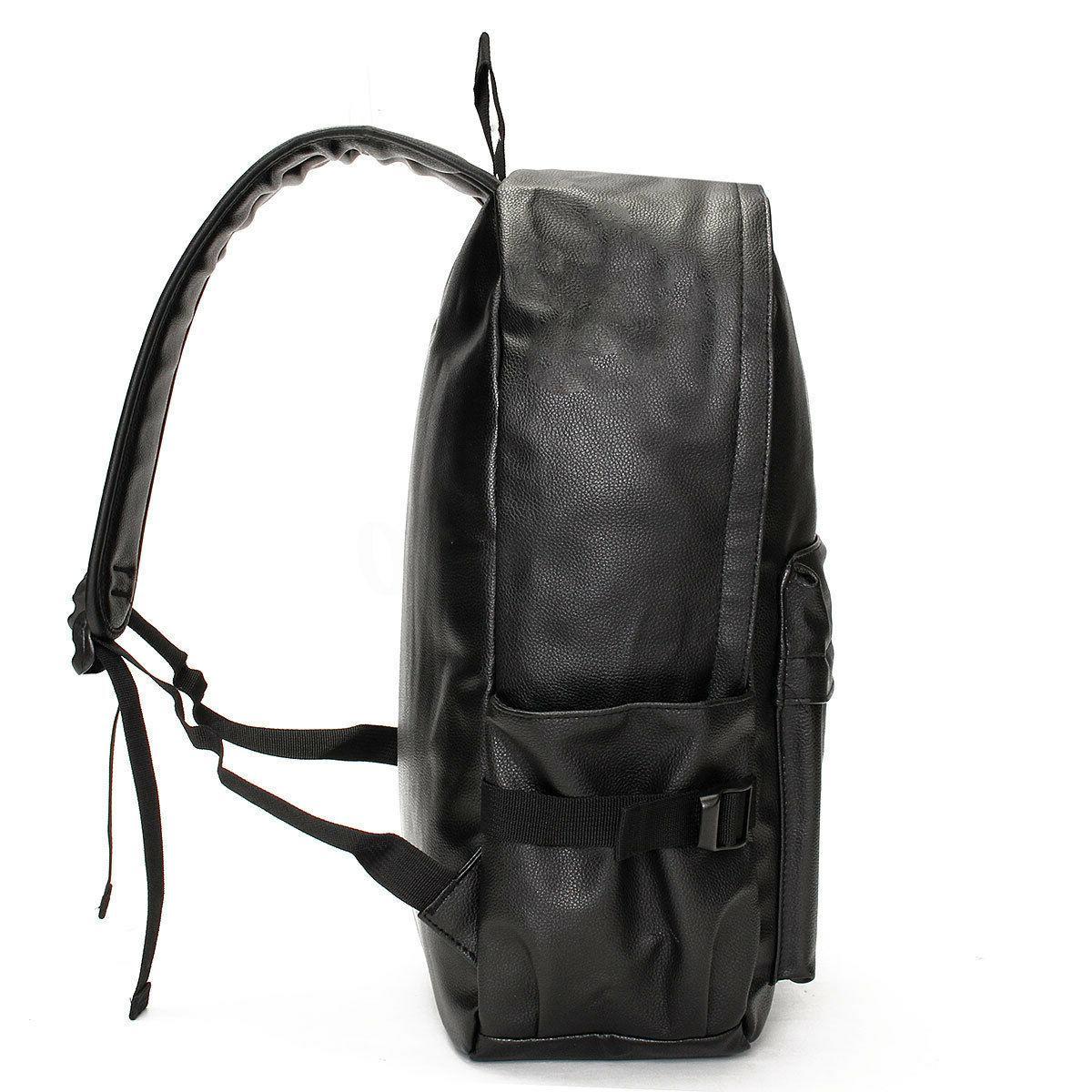 Men Camping Shoulder Backpack School Bag