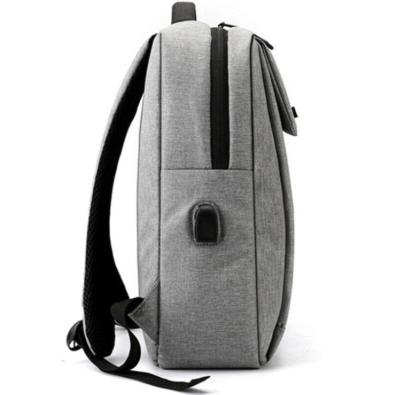 Men Oxford Backpack Business Casual Bags