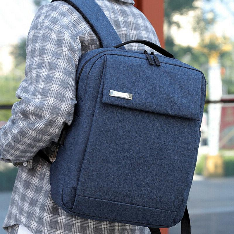 Men Cloth Backpack Casual Travel