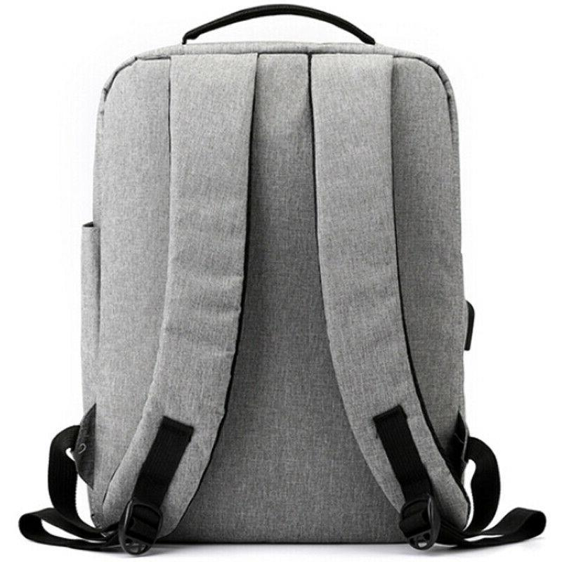 Men Cloth Backpack Business School Casual