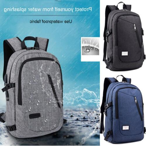 Men's And Laptop Backpack Work Travel