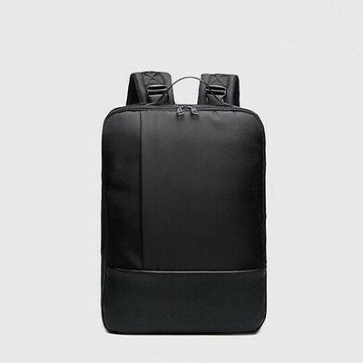 Men's Laptop Backpack Oxford Briefcase Case Shoulder Casual