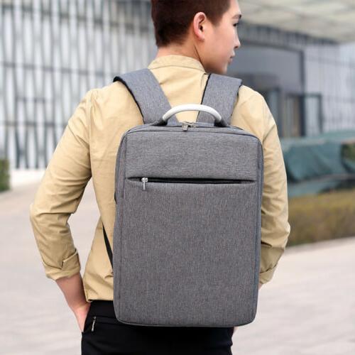 Men's Travel Backpack Business Computer Rucksack Bookbag
