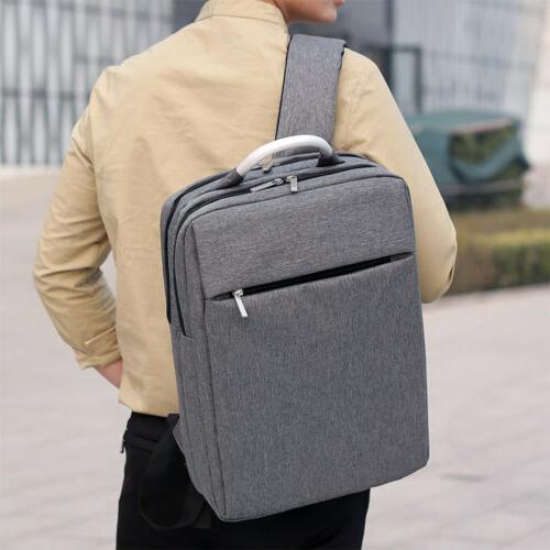 Men's Travel Backpack Business Computer Bookbag School