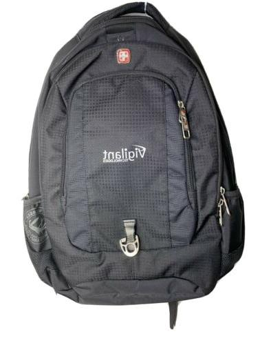 men s travel 15 laptop backpack shoulder