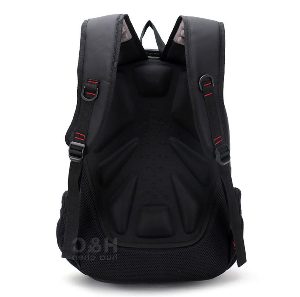 "Men's Travel Rucksack 15.6"" Hiking Swiss School Bag"