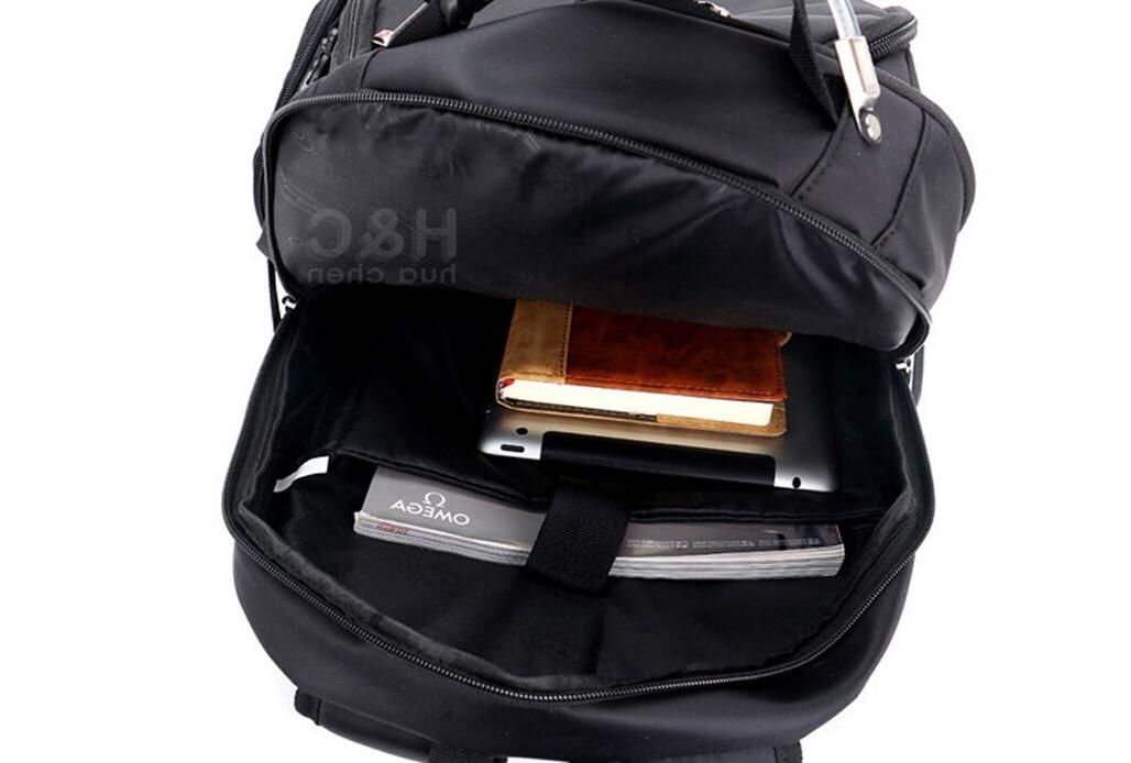 "Men's Notebook 15.6"" Swiss School Bag"