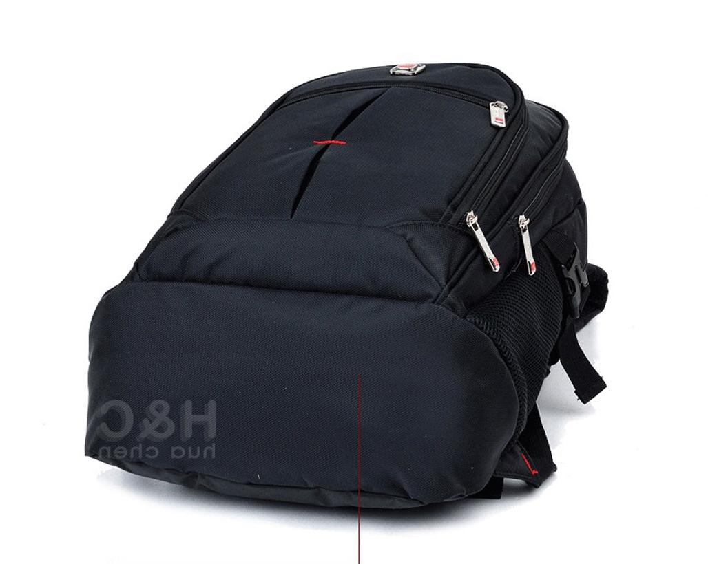 Men's Travel Laptop Swiss Hiking Notebook Backpack School