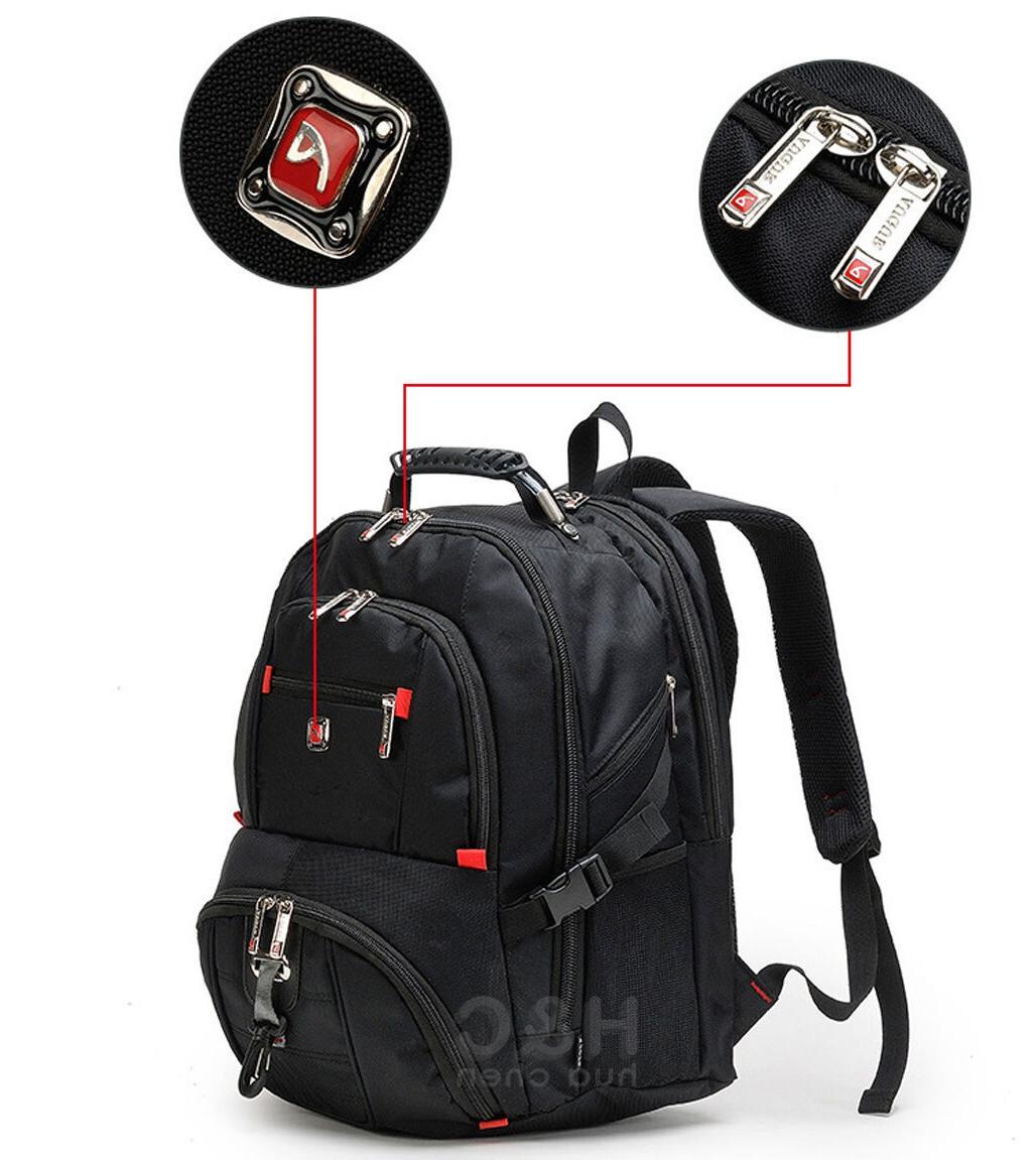 Men's Backpack Shoulder Bag Hiking School