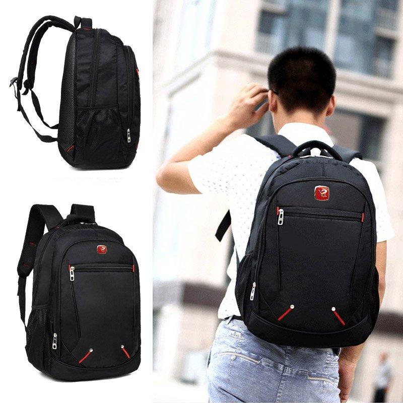 Men's Waterproof School Bag Book Sport Travel