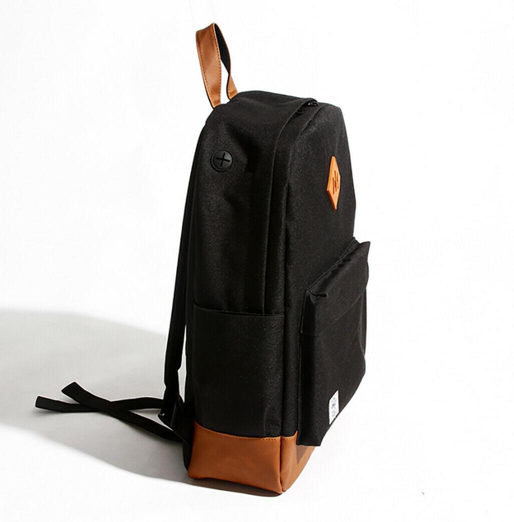 Men's Notebook College School Bag
