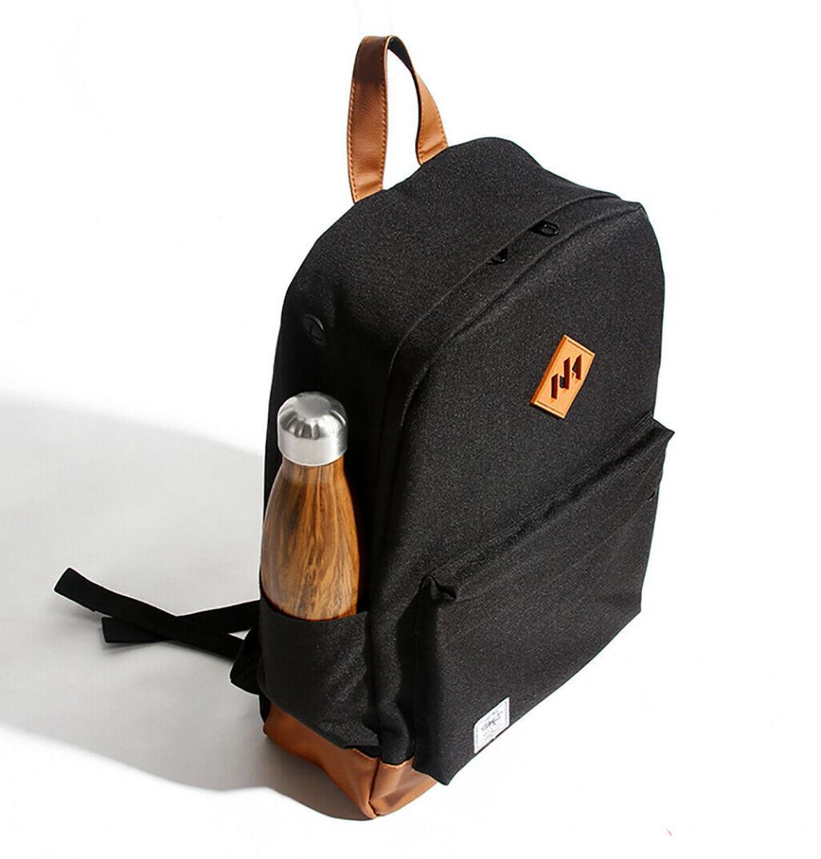 Men's Travel Notebook Shoulder School Bag