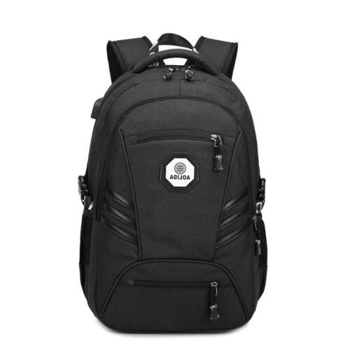 "Men Port 17"" Laptop Travel Backpack"