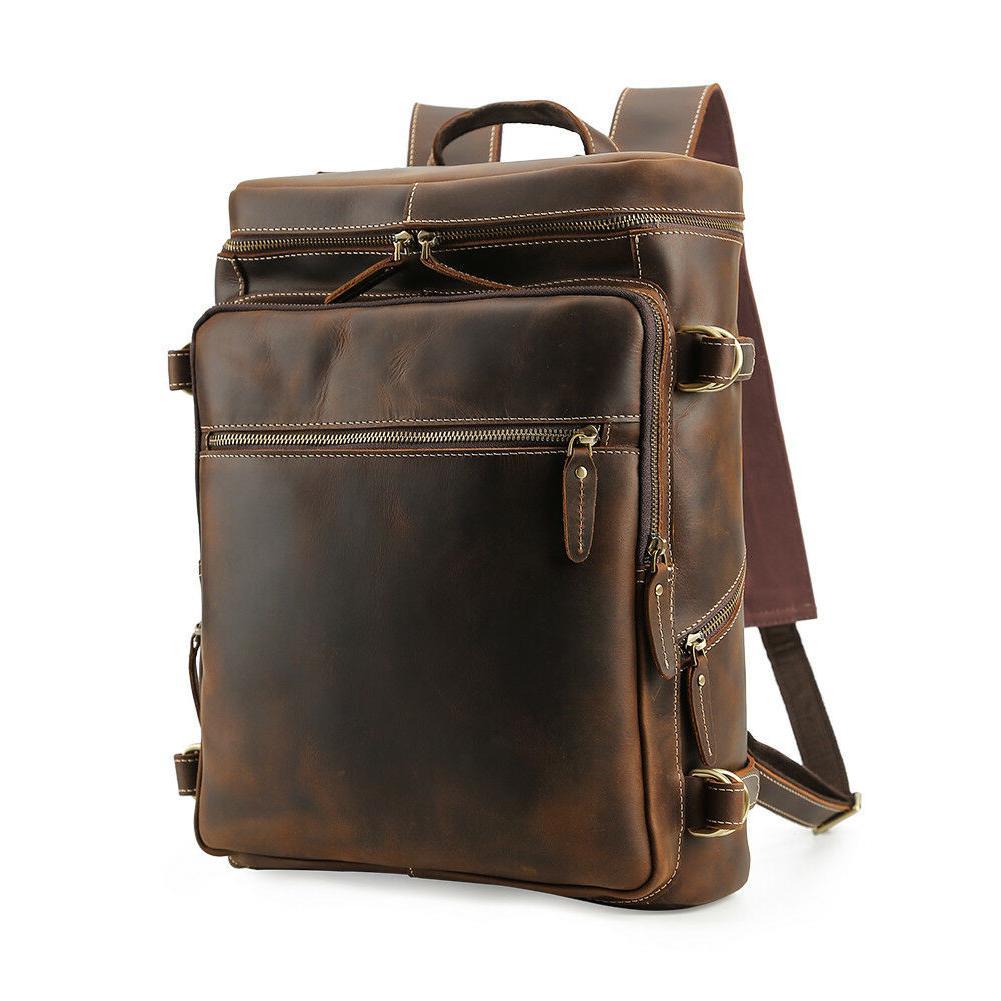 """Men 15"""" Laptop Hiking Bag Rucksack"""