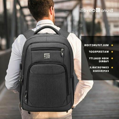 Backpack Large USB Travel Bag