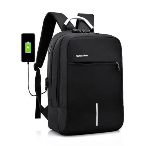 Men Laptop Anti-theft Carry-on Shoulder Bag