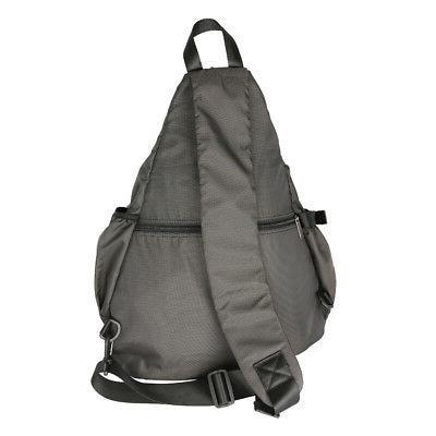 """Men Women Sling Bag School Travel 15"""""""""""