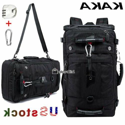 men women multifunction 17 3 laptop backpack