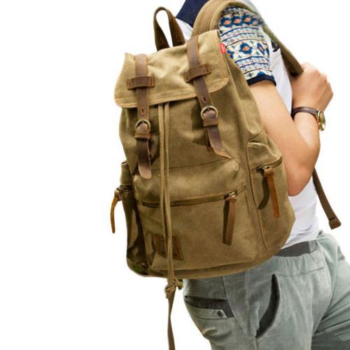 Military Rucksack Bag Hiking Camping Bag