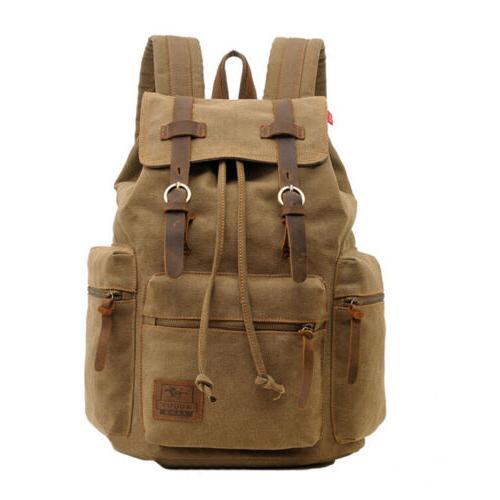 Military Retro Canvas Bag Travel Bag