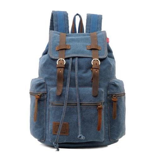Men Women Travel Bag School Bookbag