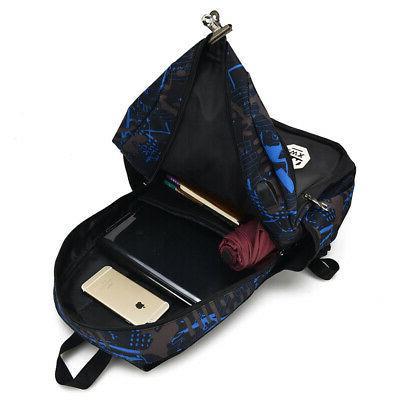 Backpack Laptop School Book