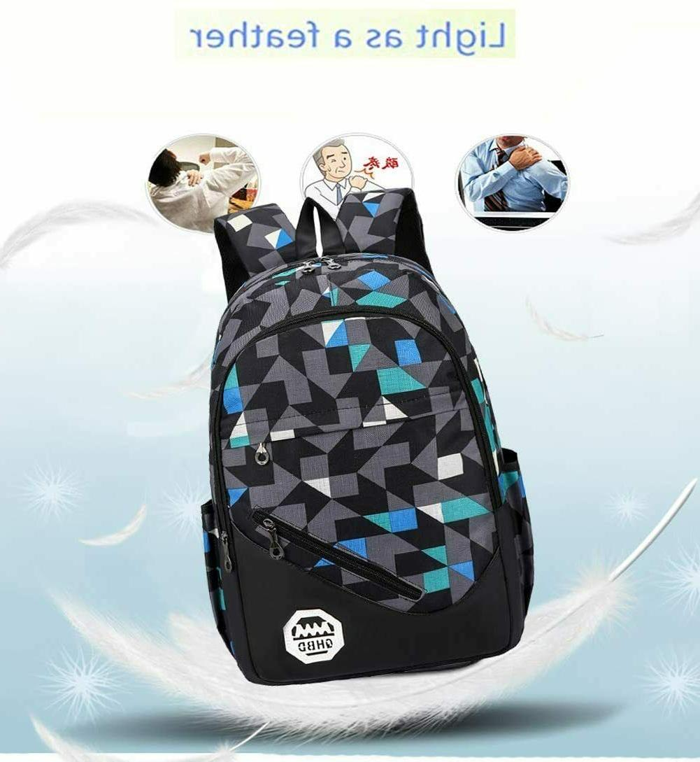 Men Women Port Backpack Laptop School