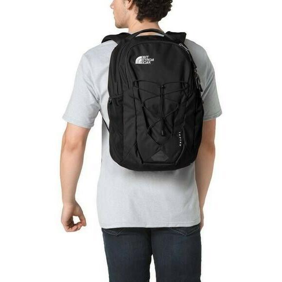 mens borealis backpack black laptop