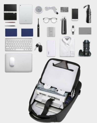 Mens Travel Backpack School With