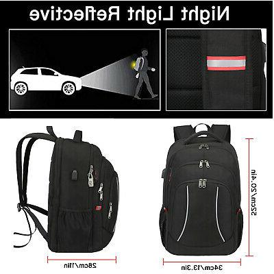 Mens Large RFID Travel Shoulder