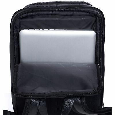 Alpine Mens Leather Laptop Computer