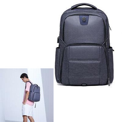 mens notebook laptop backpack waterproof 17 computer