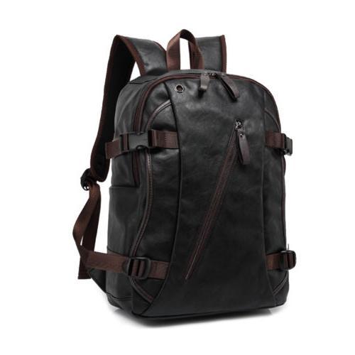 Mens School Satchel Rucksack Bag