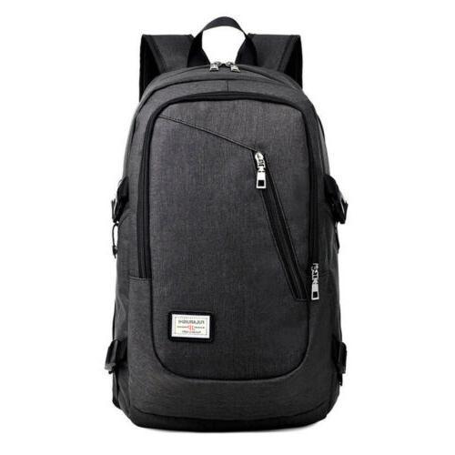 Mens Backpack Port Notebook School Book