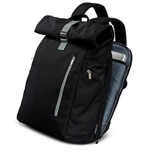 mi6 anti theft laptop backpack