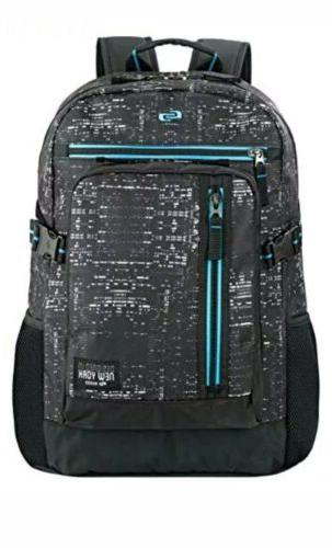 Solo Laptop Backpack, Black