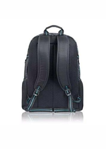 "Solo Midnight 15.6"" Backpack, Black"