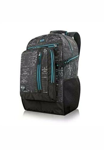 midnight 15 6 laptop backpack black black