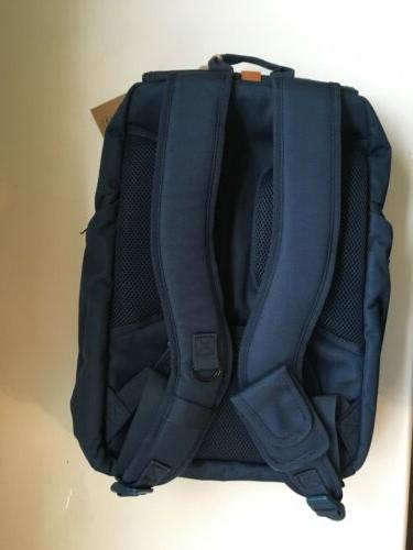 JuneHouse MM Laptop Fits Up to Laptop, Navy Blue,