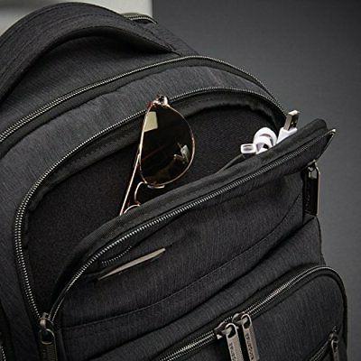 Samsonite Modern Shot Backpack, Heather, Size