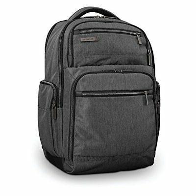 Samsonite Modern Utility Double Shot Laptop Backpack, Charco