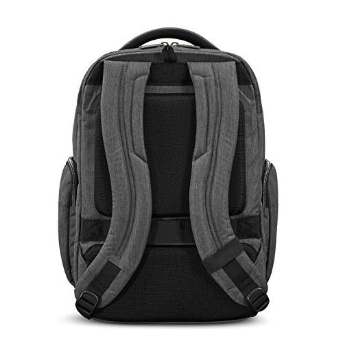 Samsonite Utility Shot Backpack Heather,